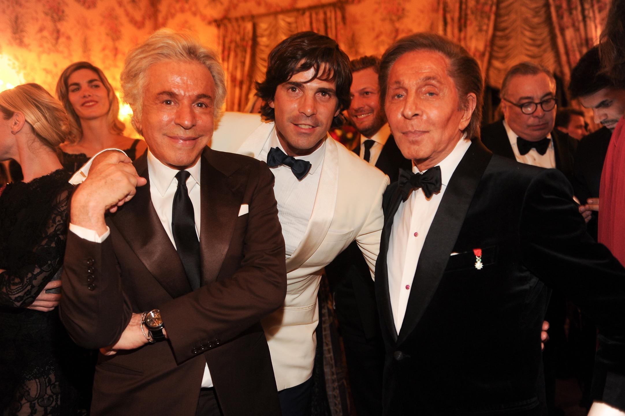 Gala Dinner hosted by Valentino Garavani to celebrate La Traviata