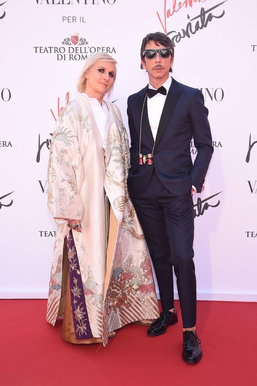 Valentino La Traviata Opening