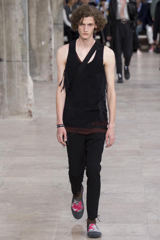 Lanvin Menswear Spring 2017 Fashion Show
