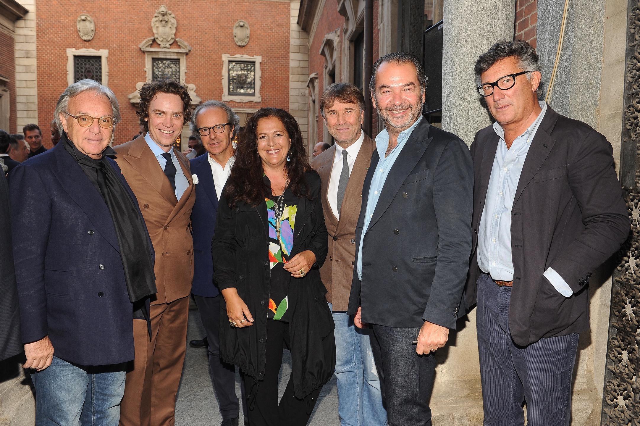 Esquire hosts celebration of Milan Men's Fashion Week
