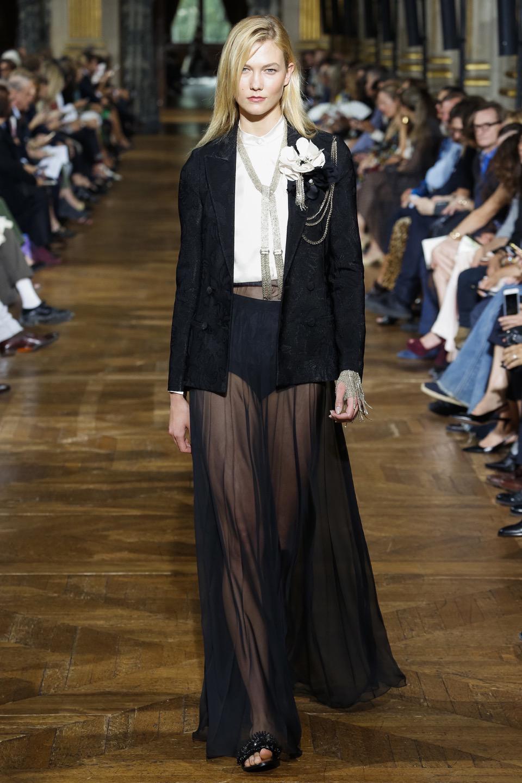 Lanvin Spring 2017 Fashion Show