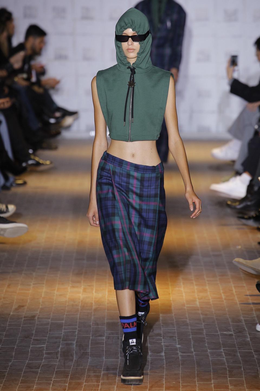 Palm Angels Fall 2017 Fashion Show