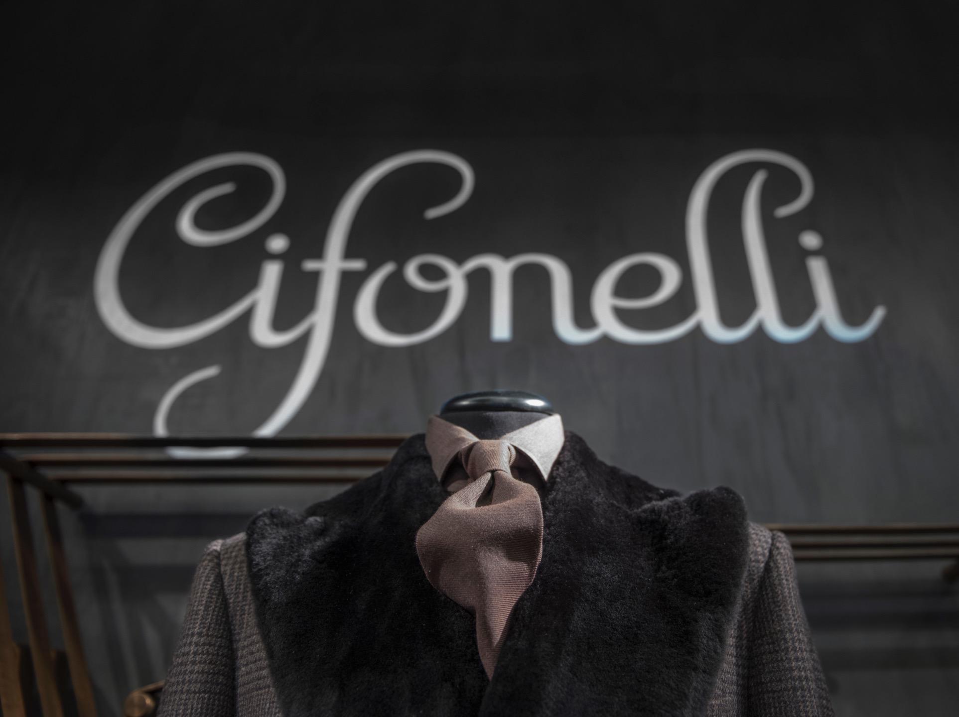 Cifonelli fall 2017 Presentation