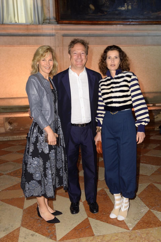 Fendi dinner to celebrate the Italian Pavilion at Venice Biennale