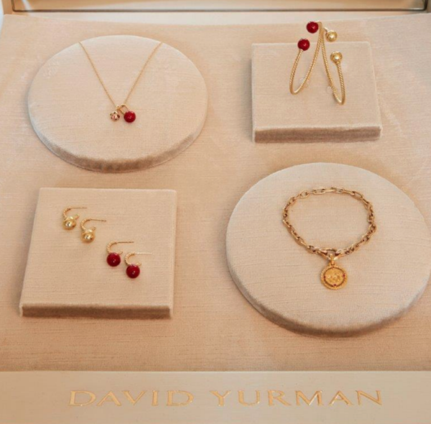 David Yurman High Jewelry Presentation