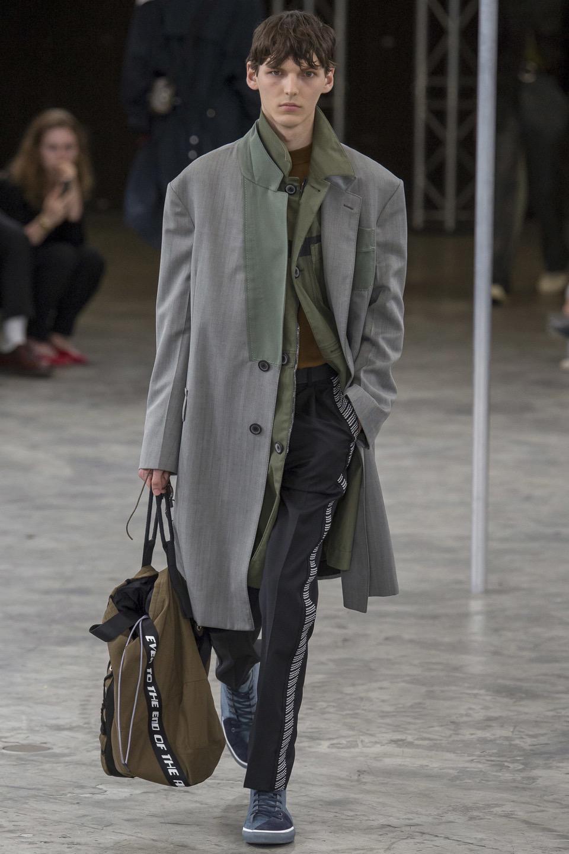Lanvin Spring 2018 Menswear