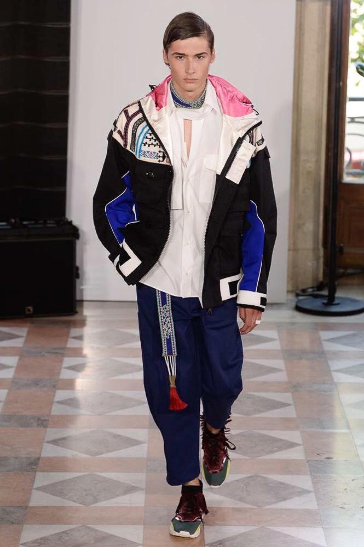 Valentino Spring 2018 Menswear