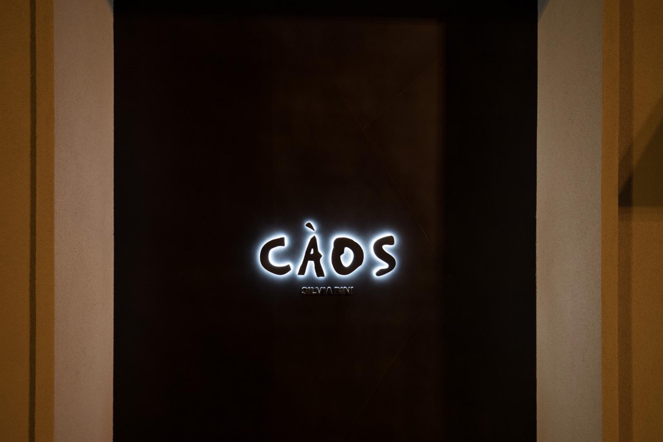 Càos by Silvia Bini Opening