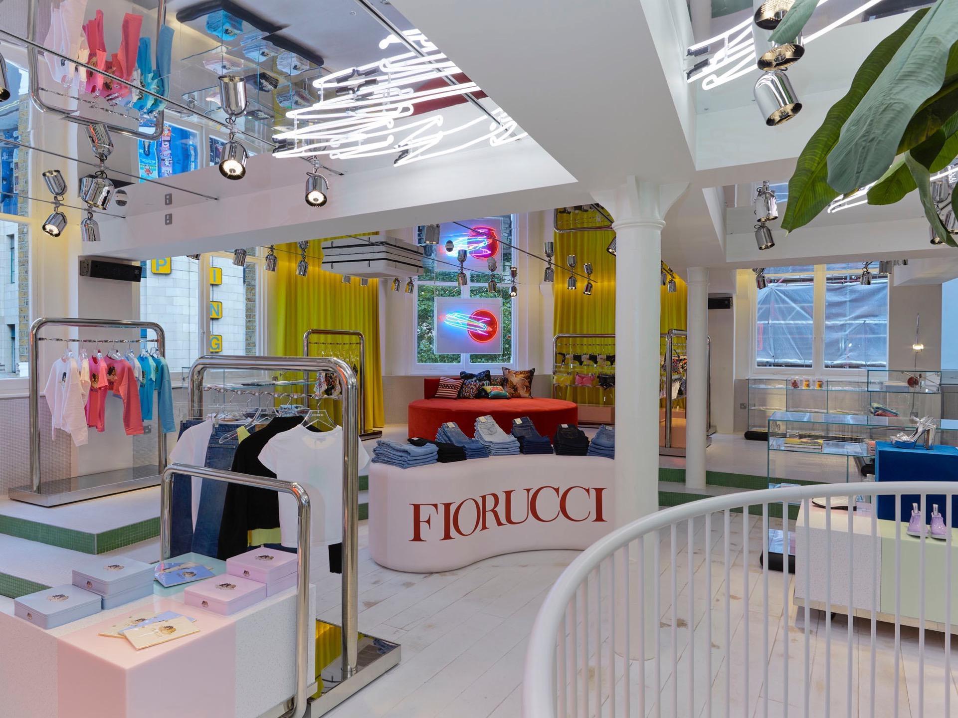 Fiorucci London Store Opening