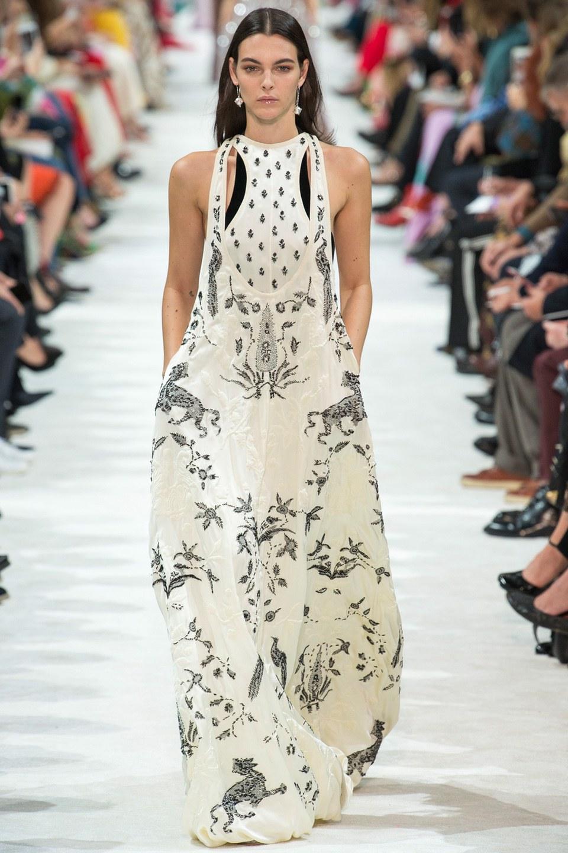 Valentino Spring 2018 Fashion Show