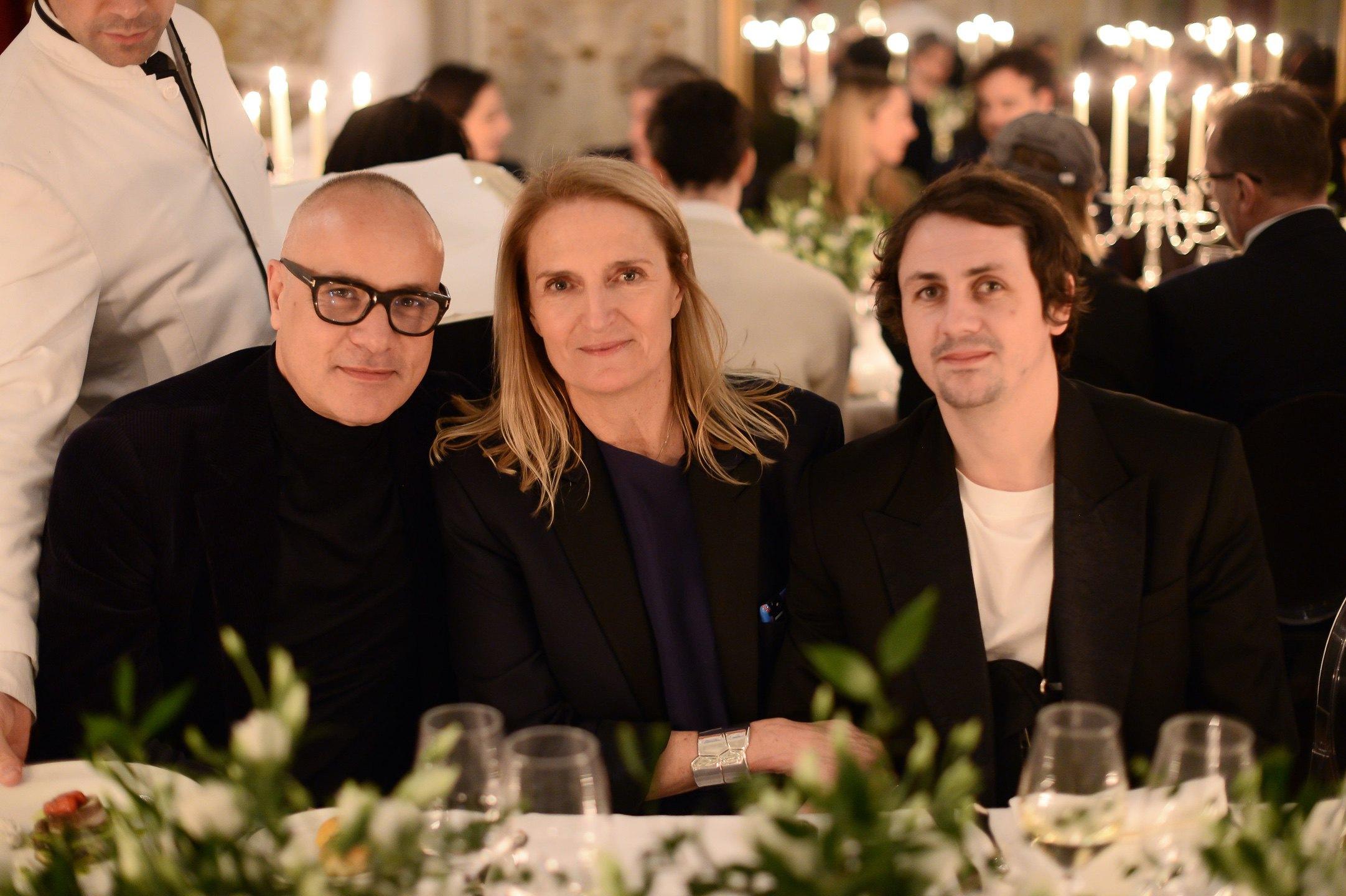 International Woolmark Prize 2018 Dinner