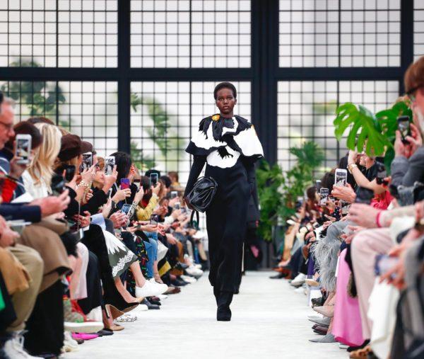 Valentino Fall 2018 Fashion Show