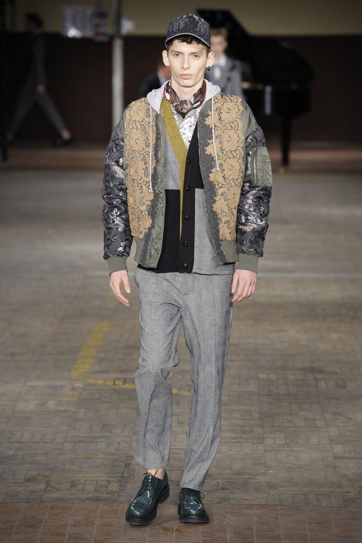 Antonio Marras Fall 2018 Fashion Show