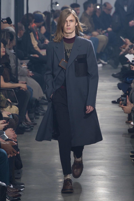 Lanvin Menswear Fall 2018 Fashion Show