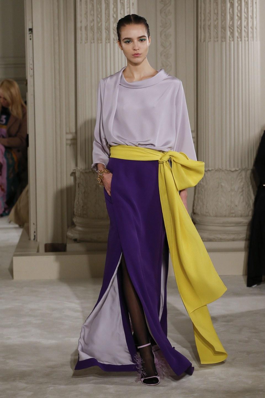Valentino Couture Spring 2018 Fashion Show